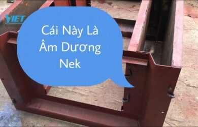 Cách Ráp và Đổ Cốp Pha Mương Nước Thuỷ Lợi Có Âm Dương   Cốp Pha Việt