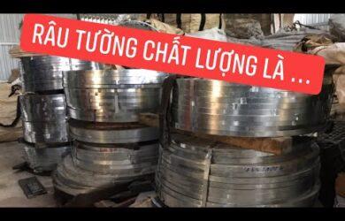 Thép Râu Tường - Công ty sản xuất râu tường và bass neo uy tín Việt Nam