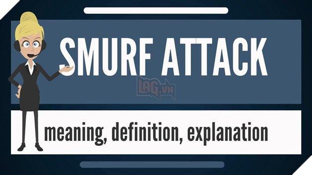 Smurf là gì? Tại sao game thủ lại thích Smurf như vậy ?