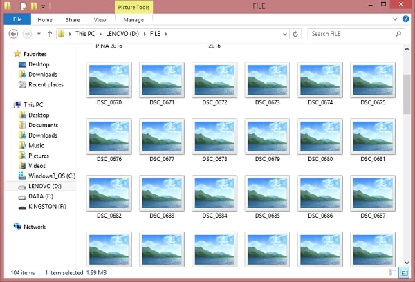 Tuyệt chiêu sửa lỗi window photo viewer can't open this picture because