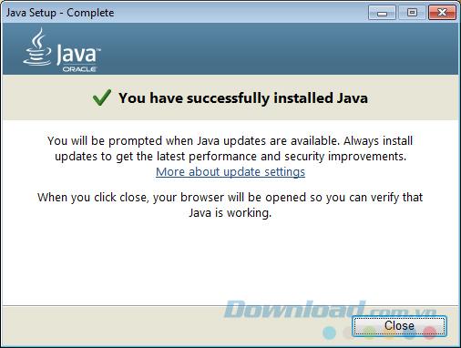 Tổng hợp lỗi và sửa lỗi Java khi chơi Minecraft trên máy tính