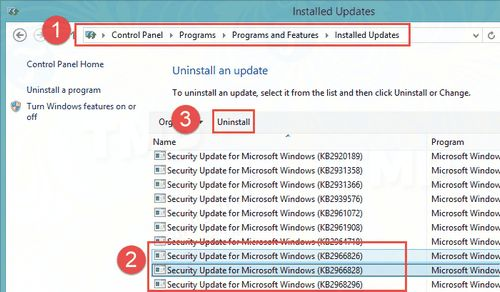 [TaiMienPhi.Vn] Cách sửa lỗi cài NET Framework trên Win 10, 8, 7