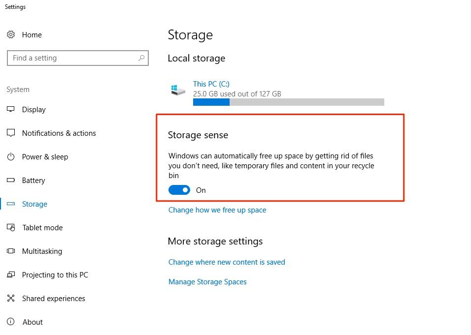 7 file có thể xóa trên Windows để tăng dung lượng ổ cứng