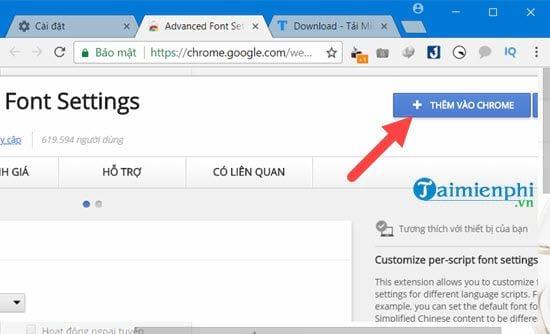 [TaiMienPhi.Vn] Cách sửa lỗi font tiếng Việt của Facebook, hiển thị font chữ lung tung