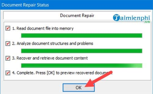 [TaiMienPhi.Vn] File Word bị lỗi không mở được trên máy tính