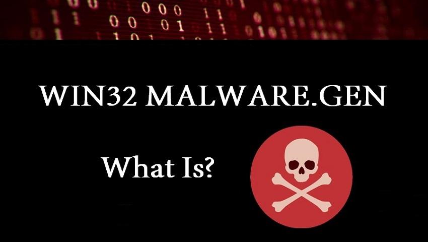 Win32 Malware-gen Là Gì - Nhờ Mọi Người Giúp Con Win32