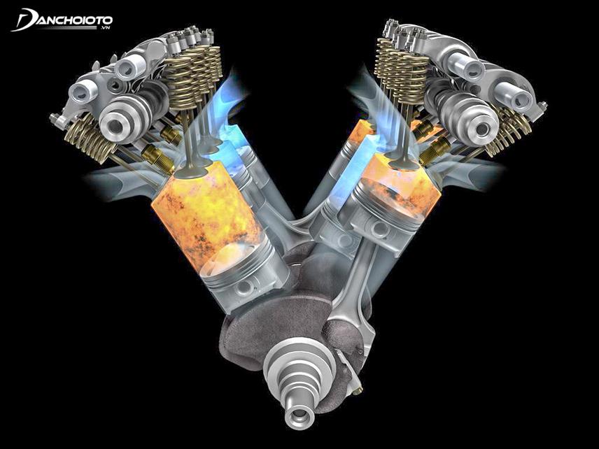 Tìm hiểu động cơ xe ô tô, cấu tạo động cơ ô tô gồm những gì?