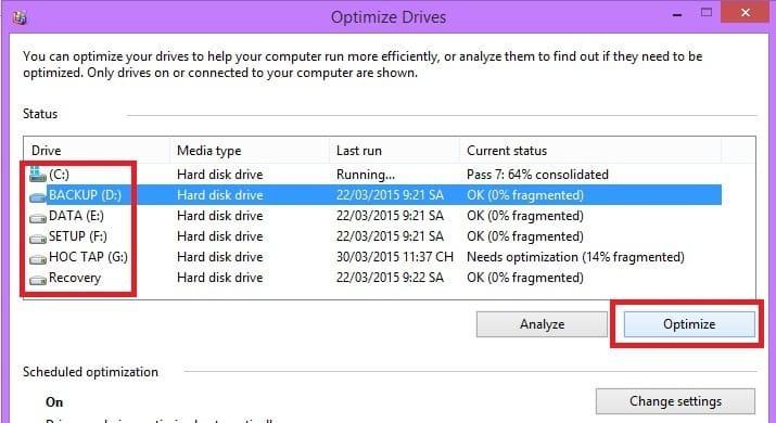 Tuyệt chiêu sửa lỗi Full Disk 100% trên Win 10 hoàn toàn | ECCI