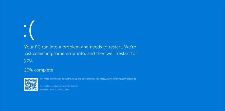 Nguyên nhân và cách sửa lỗi màn hình xanh của Windows