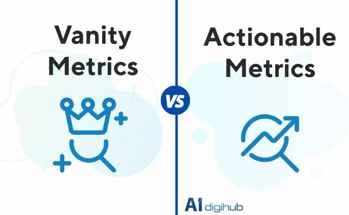 Metric là gì? Metric khác KPI như thế nào & Các Key Metric trong Marketing - A1 DigiHub