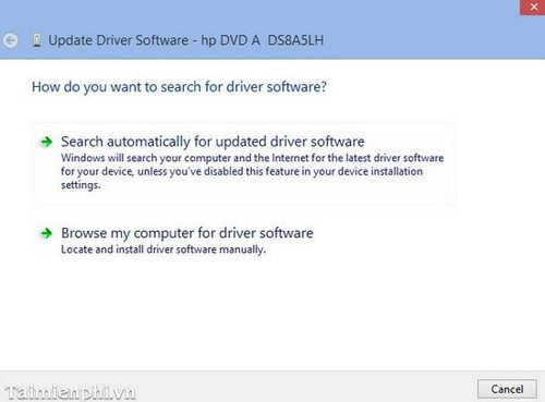 """[TaiMienPhi.Vn] Khắc phục, fix lỗi """" Please insert a disk into drive X"""" của Windows"""