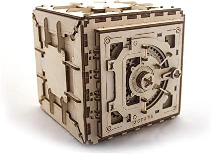 An toàn cho câu đố 3D cơ học