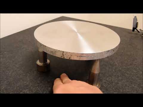 Cách kiểm tra chính xác bề mặt phẳng
