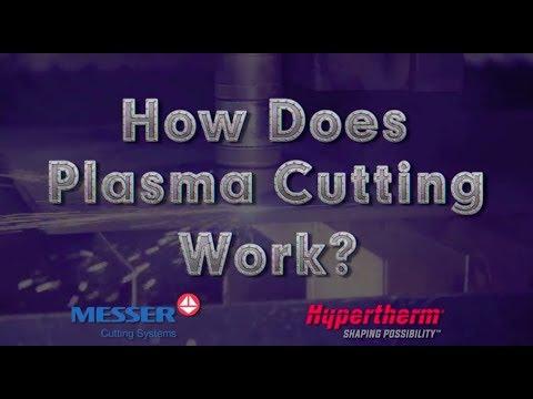Cách cắt plasma hoạt động