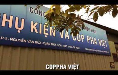 Chuyên sản xuất Coppha và Phụ Kiện  || Phụ kiện và cốp pha việt