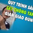Cốp Pha Việt hướng dẫn sản xuất cây chống tăng giàn giáo 0967849934