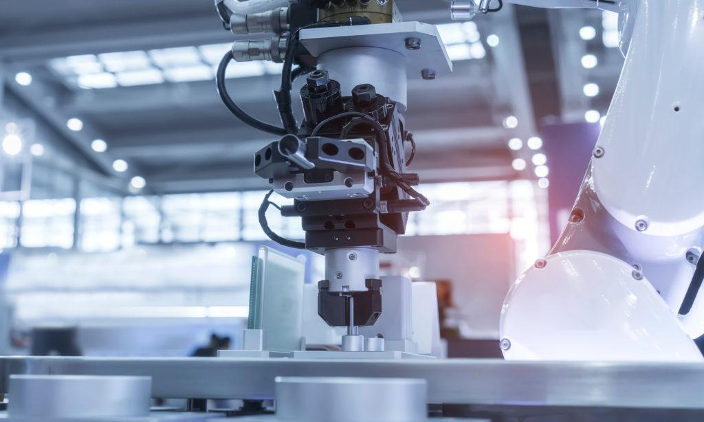 robot công nghiệp tự động