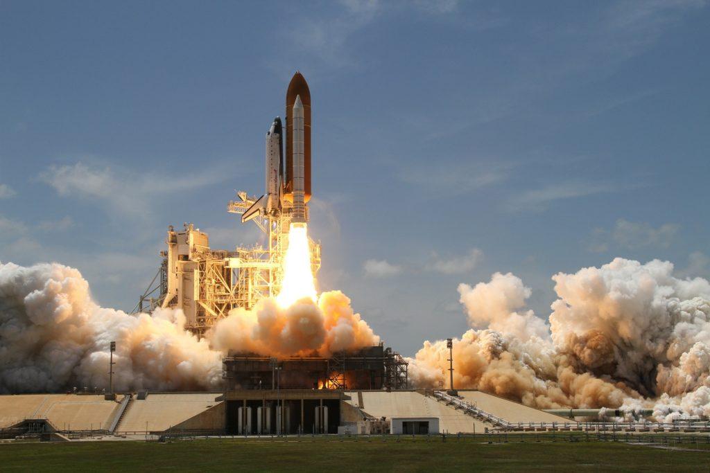 nasa-tên lửa-phóng-phụ gia-sản xuất