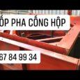 Hướng dẫn lắp ráp cốp pha cống hộp (ván khuôn cống hộp) | Cốp Pha Việt