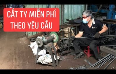 Nhộn Nhịp Cắt Ty Ren Tán Chuồn Cho Khách Miễn Phí Mùa Dịch | Cốp Pha Việt