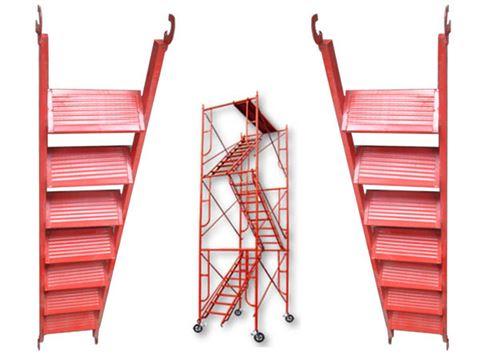 kích thước cầu thang giàn giáo