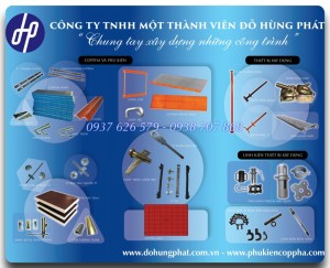 Construction formwork accessories